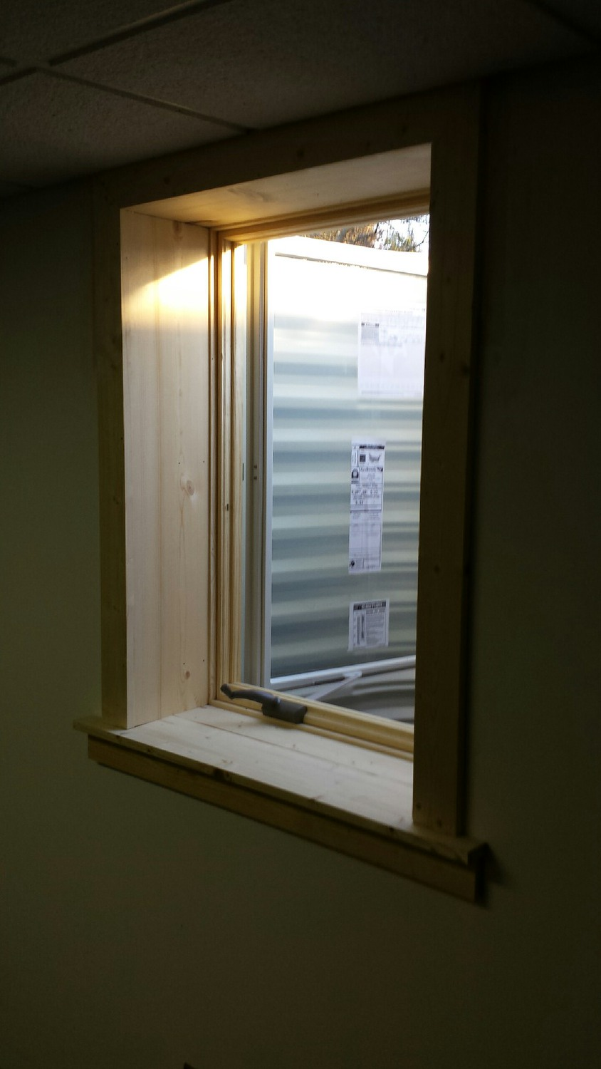 Egress Windows Ayotte Waterproofing Quot The Basement Doctor Quot
